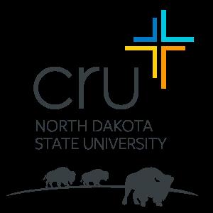 NDSU Cru Logo Bison